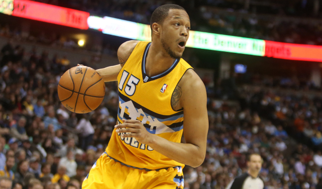 Anthony Randolph is out of the league.  (USATSI)