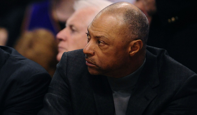 Jim Cleamons is reuniting with Phil Jackson and Derek Fisher.  (USATSI)