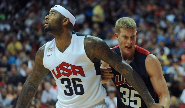 DeMarcus Cousins is competing for a spot on Team USA.  (USATSI)