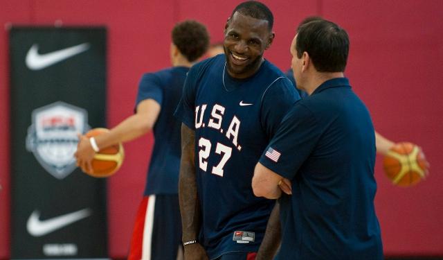 LeBron James has been pretty charitable this offseason. (USATSI)
