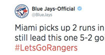 Blue Jays Twitter (screen grab)