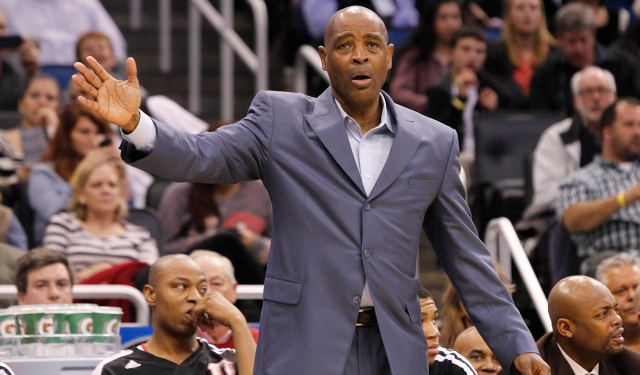 Larry Drew is not impressed with how the Bucks handled firing him.  (USATSI)