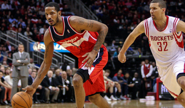 Trevor Ariza is returning to Houston.  (USATSI)