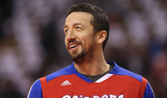 Hedo Turkoglu might get another chance with the Clippers.  (USATSI)