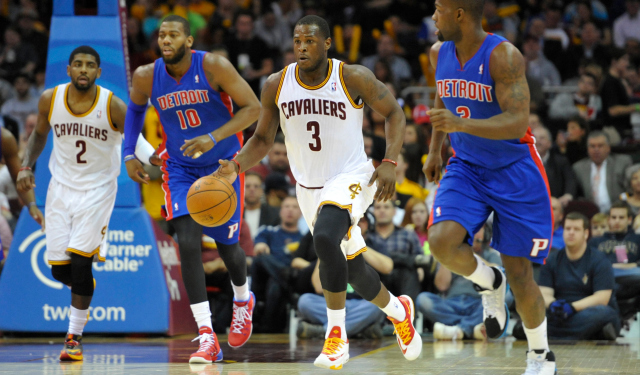 Dion Waiters is looking to run with the opportunity he's been given.  (USATSI)