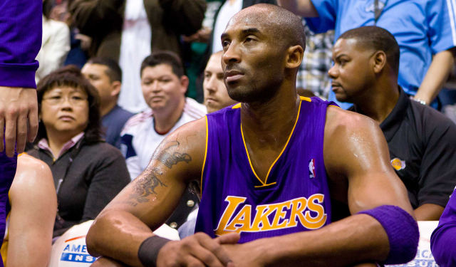 Judy Seto, always in the background, is still amazed by Kobe Bryant.  (USATSI)