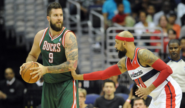 Miroslav Raduljica is reportedly about to be a free agent.  (USATSI)