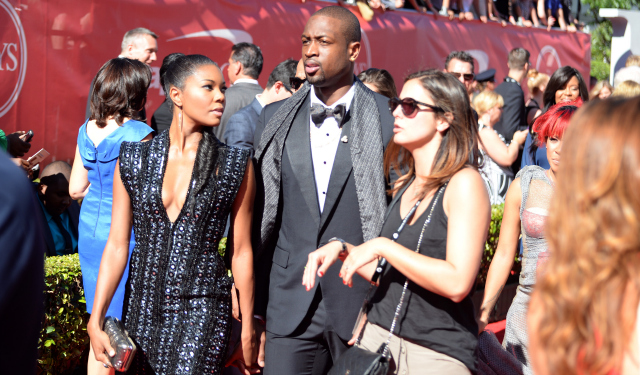 Dwyane wade and gabrielle union wont allow cell phones at wedding there will be no tweeting at wadeunion usatsi junglespirit Gallery
