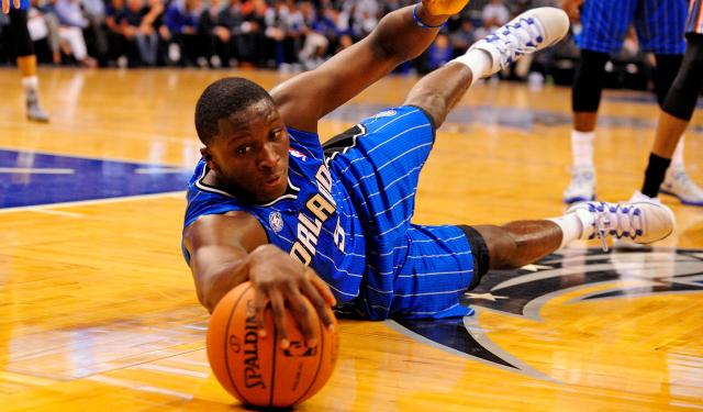 Victor Oladipo can't wait to get back on the floor.  (USATSI)