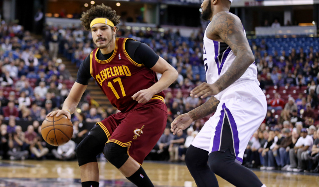Anderson Varejao says he wants to retire a Cavalier.  (USATSI)