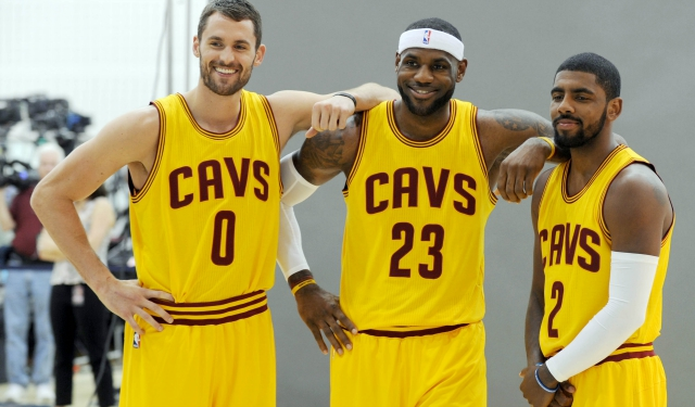 NBA Offseason Report: Forget the East, are Cavs closer to a title?