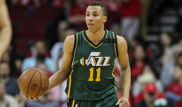 Hopefully, Dante Exum will return to full strength. (USATSI)