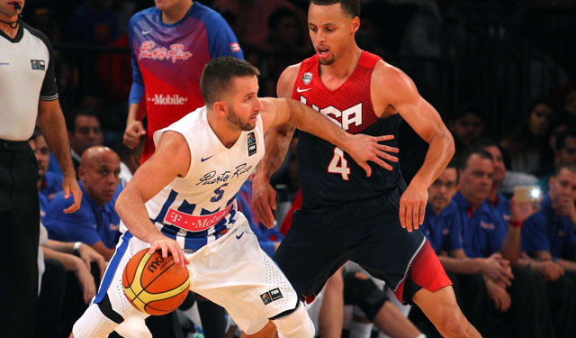 Team USA looks to sweep the group play portion of this tournament on Thursday. (USATSI)