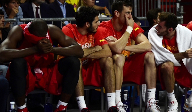 France stuns Spain, eliminating possibility of USA-Spain matchup