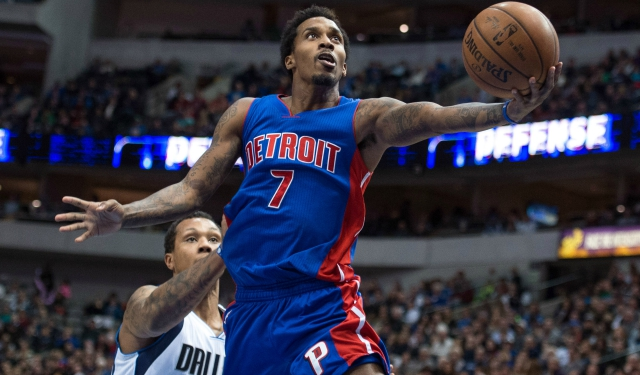 Report: Pistons' Brandon Jennings cleared for full basketball activities