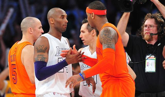 Phil Jackson says Kobe Bryant went beyond Michael Jordan in training