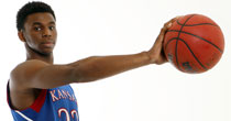 Andrew Wiggins (Kansas Athletics)
