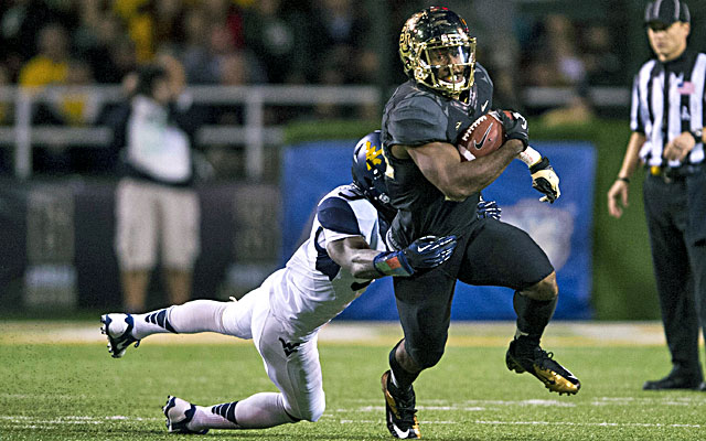 Baylor has scored 28 or more points in the first quarter of three straight games.  (USATSI)