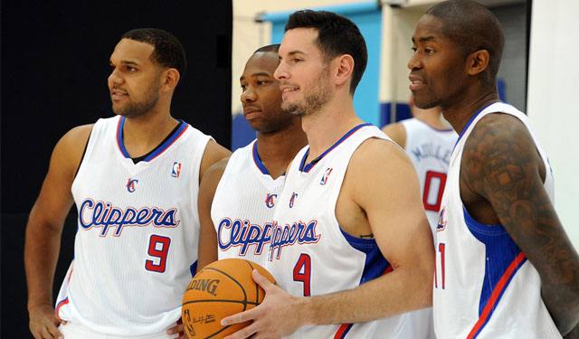 Redick's injury is why you get all that wing depth in the offseason. (USATSI)