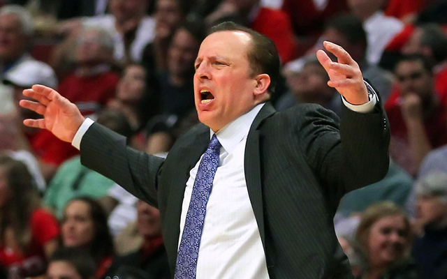Is Tom Thibodeau headed to New York? (USATSI)