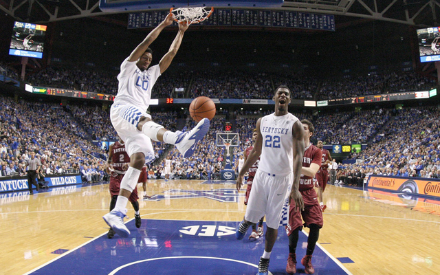 2067a91520a5 CBS Sports 2015-16 ranking of every college basketball team
