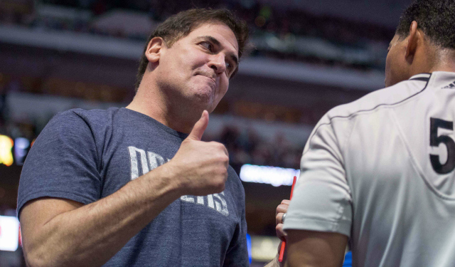 Mark Cuban has an idea for how to change the game.   (USATSI)