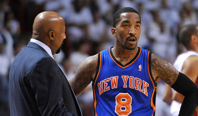 Woodson wants Smith to grow up so he can continue to help the Knicks. (USATSI)