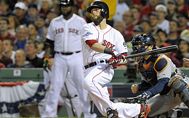 Dustin Pedroia and the Red Sox can change games when running the bases. (USATSI)