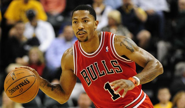 Rose's return to NBA action is a boost for the league in so many ways. (USATSI)