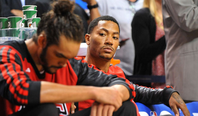 Rose's struggles in the first game are easily correctable. (USATSI)
