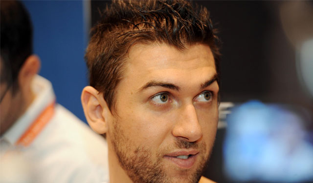Bargnani starting at the 3 looks like the Knicks plan early on. (USATSI)