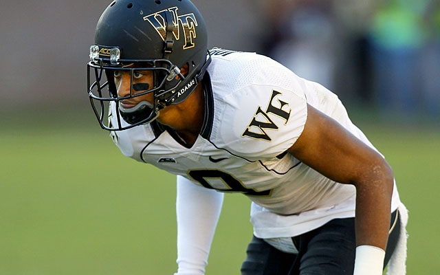 Kevin Johnson Wake Forest