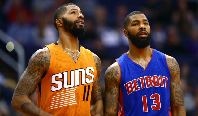 651ed60f182 Marcus Morris feels disrespected by Suns   I want to disrespect them ...