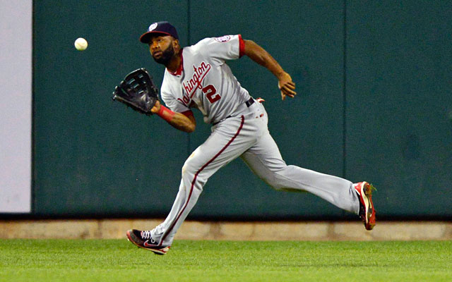 Denard Span hit .279, four homers and 75 runs scored. He also had a league-best 11 triples. (USATSI)