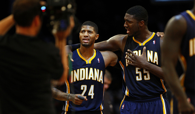 The Pacers know what they need to do in order to get to the Finals. (USATSI)