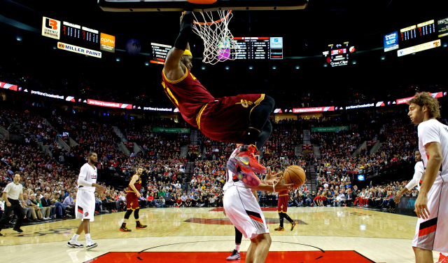cavs lebron james i apologize i haven t been above the rim