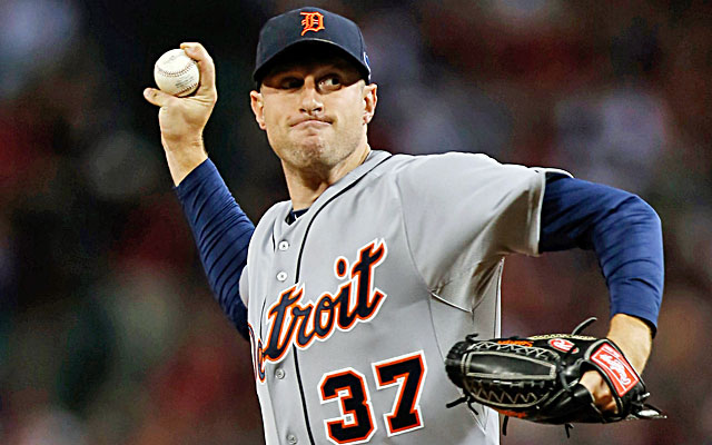 Max Scherzer has only a year remaining before he's a free agent. (USATSI)