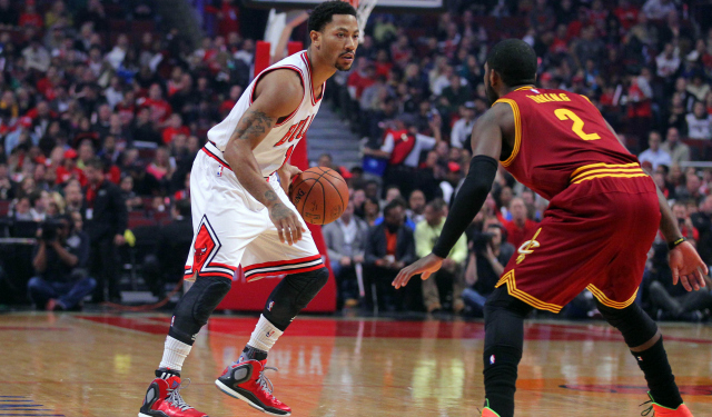 Derrick Rose says he's still 'one of the best players in the NBA'