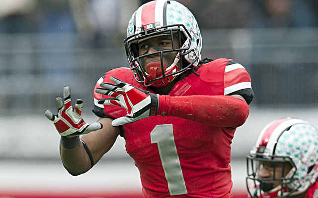 Bradley Roby is rated as the No. 3 cornerback and No. 29 prospect overall. (USATSI)