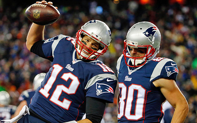 2015 Super Bowl Odds: Patriots new favorite heading into Week 12.