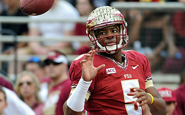 Jameis Winston and defending champ Florida State are a unanimous pick to win the ACC in 2014. (USATSI)