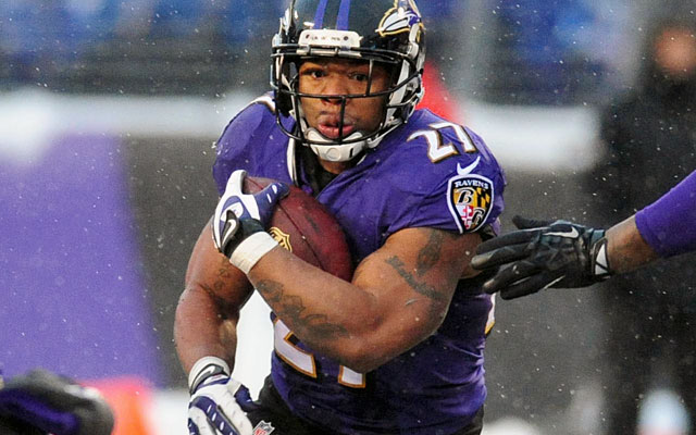If Ray Rice is reinstated, will a team take a chance on signing him? (USATSI)