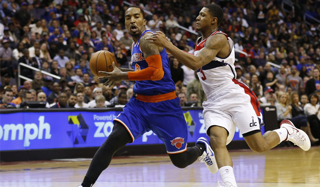 Beal won't be chasing down anybody for the next two weeks. (USATSI)