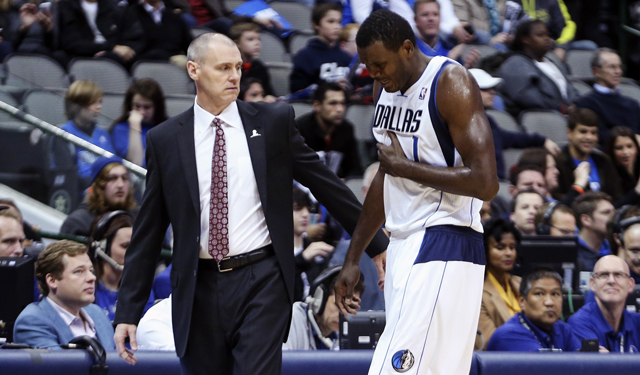 Dalembert needed a wakeup call and he may have received it. (USATSI)