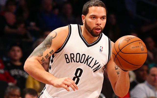 Deron Williams is set to return Monday. (USATSI)