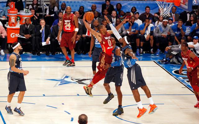 2013 NBA All-Star Game starters announced - CBSSports.com abb6cd830