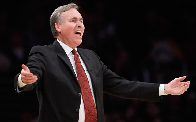 So where does Mike D'Antoni go from here?  (USATSI)