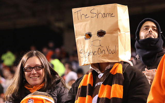 Image result for cleveland browns lose