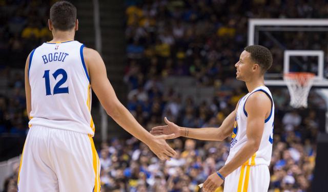 Bogut退役也不忘最後稱讚Curry,稱Curry是聯盟最謙遜的人