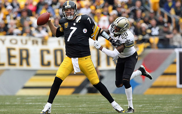 Ben Roethlisberger has spent the offseason getting in shape for his 13th NFL season. (USATSI)